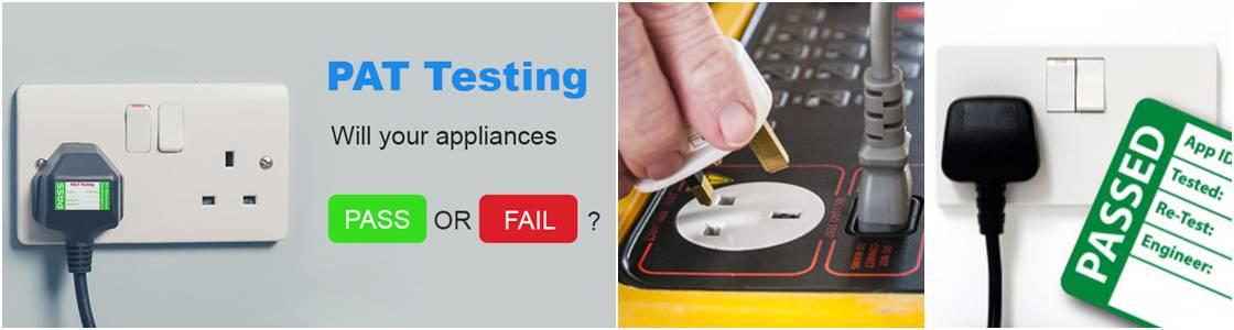PAT - Portable Appliance Testing - Electricians, Croydon, Surrey & South London